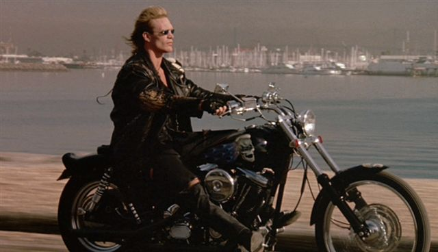 Harley Davidson Movie: Reelgingermoviefan