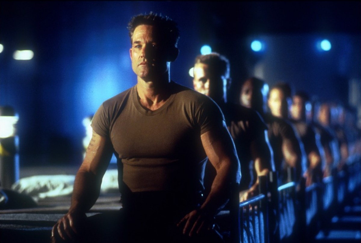 soldier (1998 american film) cast