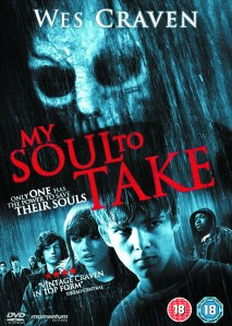 MP1107D My Soul To Take DVD